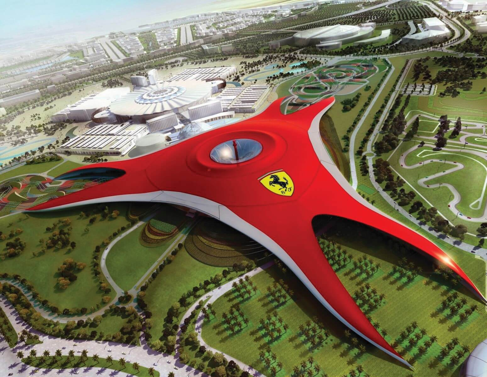 Ferrari World Abu Dhabi | Emirates Tours and Safari